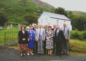 Chapel Members - 1962