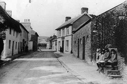 Cilycwm circa 1910