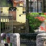 Cilycwm gates
